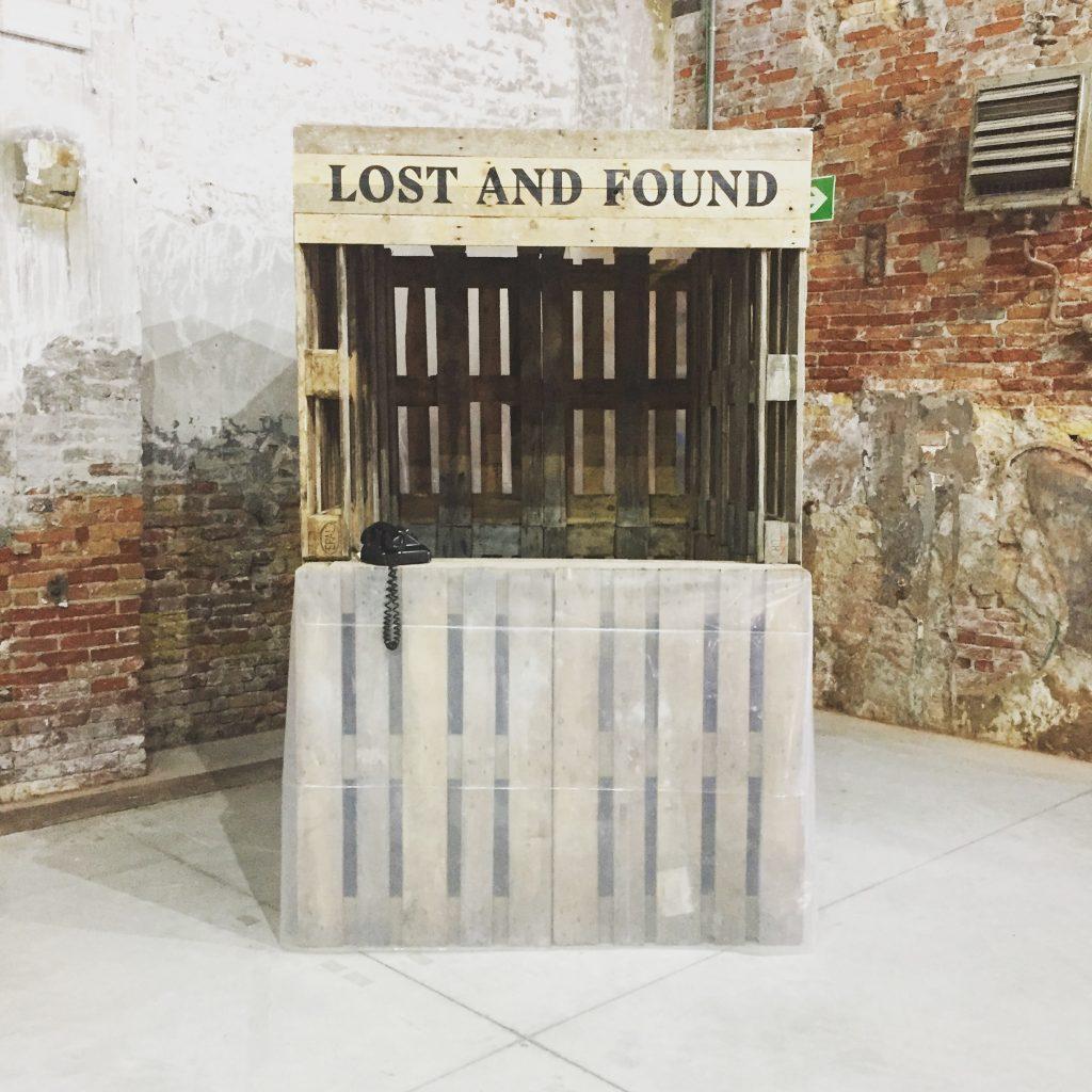 My Art Guides Kosovo Pavilion, Arsenale, 2017