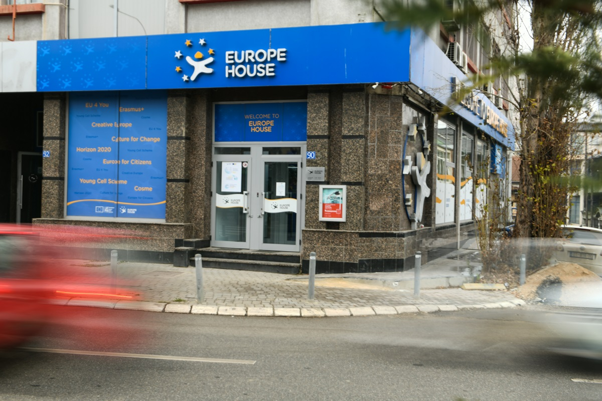 Europe House Photo
